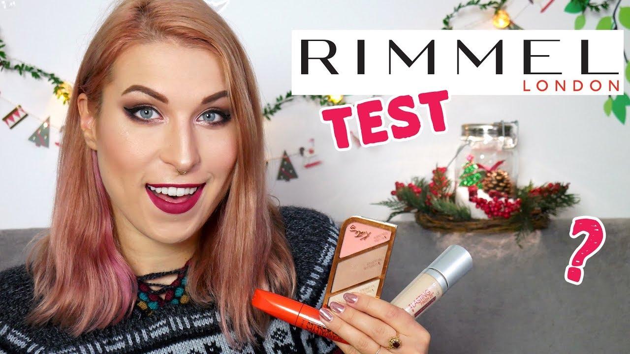 ♦ TEST Rimmel! Makijaż jedną marką #5 ♦ Agnieszka Grzelak Beauty