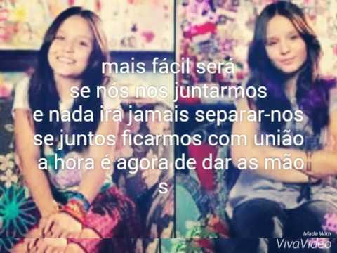 9f7039009ce28 Juntos- Larissa Manoela letra - YouTube