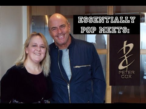 Essentially Pop Meets Peter Cox Ahead Of The Back To The 80s Cruise 2018