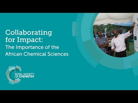 Pan Africa Chemistry Network - Supporting African Science