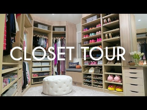 Closet Tour - Fall Style