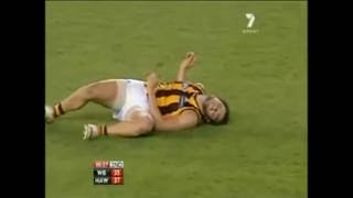 What is the hardest sport??? AFL OR NFL.wmv