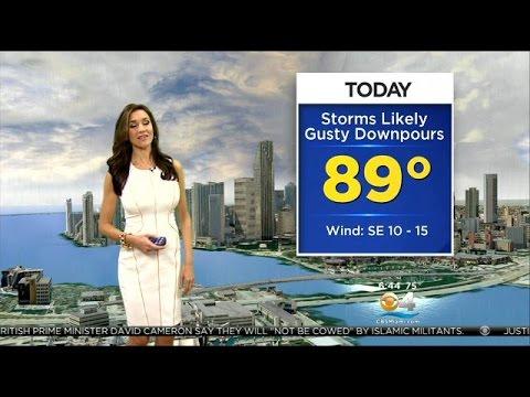 CBSMiami Weather @ Your Desk 8/4/2014  6:00 a.m.