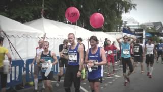 Powerade Copenhagen Half Marathon 2013