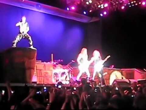 Iron Maiden en Venezuela 2009