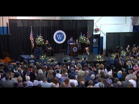 Wellington Graduation 2016 - Live Stream