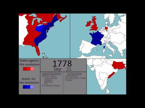 The American Revolutionary War: Every Week
