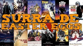 JOGADOR Nº 1: EASTER EGGS ATRAPALHAM O FILME?