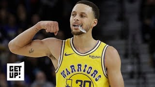 Are the Warriors Steph Curry's team?   Get Up!