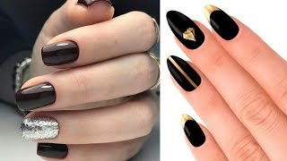 New Nail Art Designs Thin lines✔The Best Nail Art Tutorial Compilation #5
