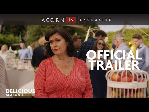 Acorn TV Exclusive | Delicious Trailer