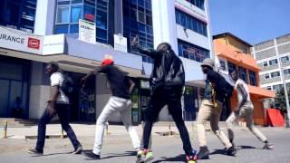 SAUTI SOL-  SURA YAKO- IGIZA DANCE CREW (KWAZODI DANCE)