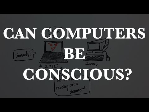 Episode 7: Can computers be conscious?