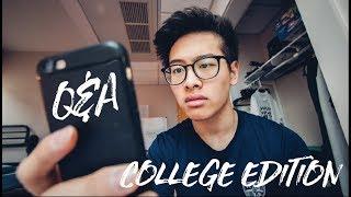 College Q&A: College Freshman Advice, How I Got into Vanderbilt, Making $$