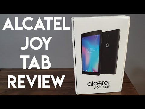 Alcatel JOY Tab Review | LTE Tablet on a Budget (T-Mobile and MetroPCS)