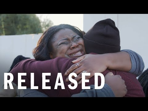 Sam's Reunion with His Family After 26 Years in Prison Provokes Tears of Joy   Released   OWN