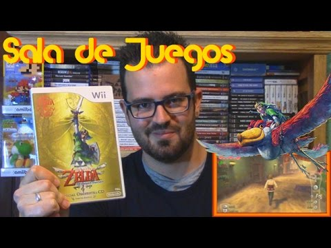 SALA DE JUEGOS - The Legend of Zelda: Skyward Sword (Wii) - Review en Español