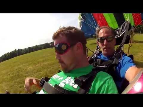 Thomas Peters Skydiving