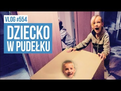 KRĘCENIE PUDEŁKIEM / VLOG #554