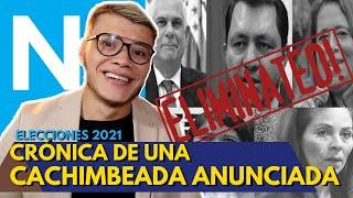 Crónica de las elecciones 2021 - SOY JOSE YOUTUBER