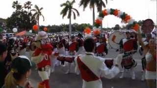 University of Miami Band of the Hour