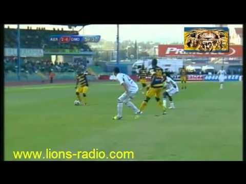 ΑΕΛ-ομόνοια 2-0 (8/4/2012) www.lions-radio.com