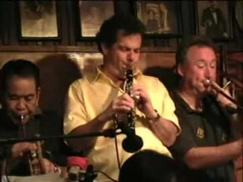 Stranger On The Shore - Kenny Martyn (Clarinet)