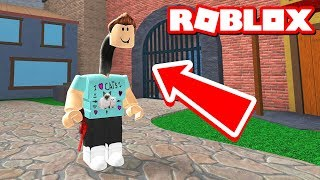 HILARIOUS MURDER MYSTERY GLITCH! - Roblox Adventures