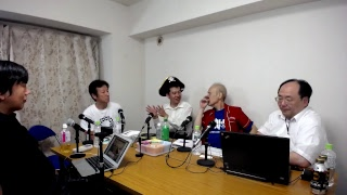 【Pirate TV】金八アゴラ 2017年08月09日放送 ~日本ファーストの会発足、他~