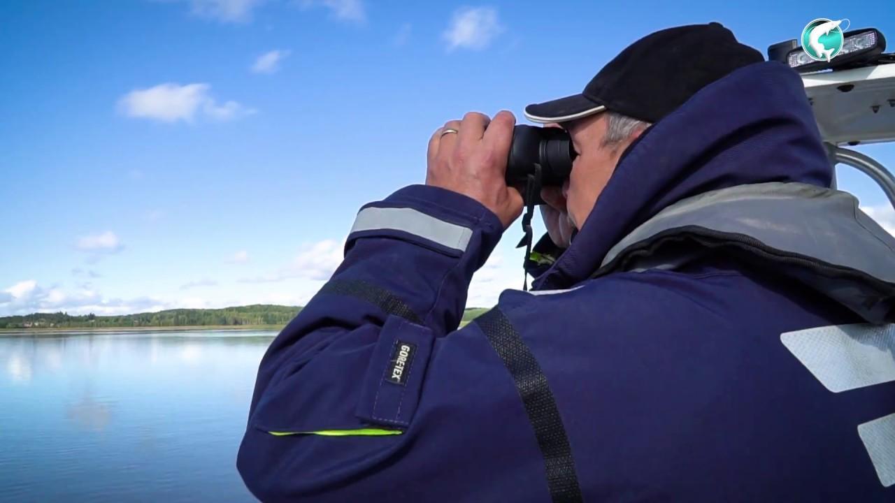 Ainutlaatuisten kalavesiemme valvojat - 2. jakso