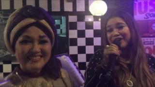 Julia Rossie Dalam Bunda Alicia Djohar Birthday Party Part 5 (18/2/17)