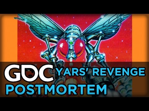 Yars' Revenge: Classic Game Postmortem