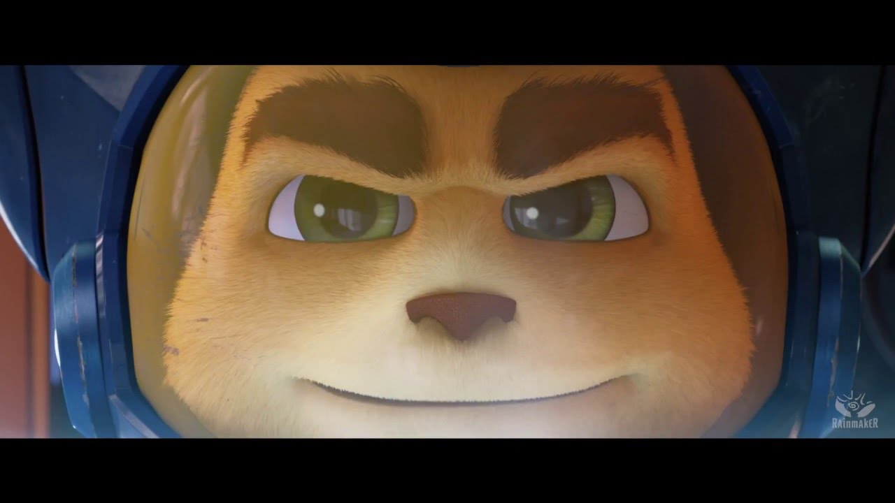Ratchet and Clank Story Trailer
