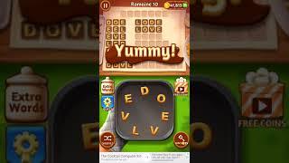 Word Cookies Romaine 10   Word Cookies Answers