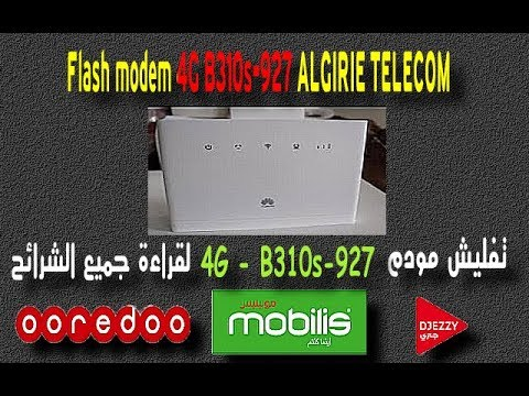 flash modem 4g b310s