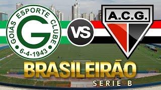 Goiás x Atlético GO (09/07/2016) Série B do Campeonato Brasileiro 2016 - 15° Rodada [PES 2016]