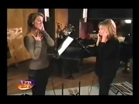 Barbra Streisand praises the legendary Celine Dion