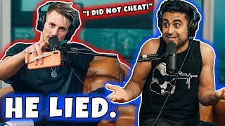 HE EXPOSES ME FOR CHEATING, BEING SINGLE & HAVING BABIES!