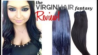 "REVIEW: TVHF Plush Geisha 20""-24""Hair Extentions Thumbnail"