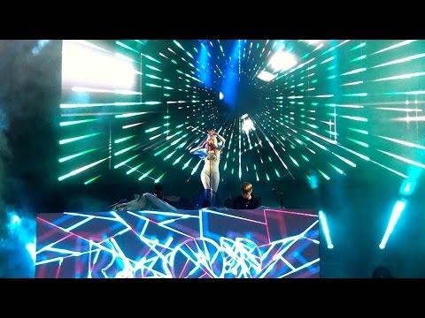 Röyksopp & Jonna Lee — Running to the Sea (Live at Moscow, 20.06.2015 @ Remastered Audio)