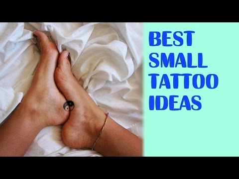 Best Small Tattoo Ideas | TATTOO WORLD