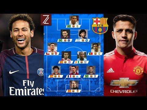 El Once de los jugadores que el Barcelona nunca debió dejar ir