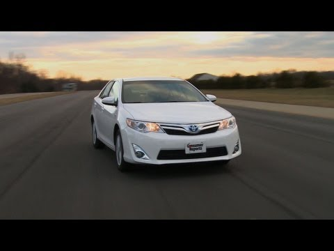 2012-2014 Toyota Camry Hybrid | Consumer Reports