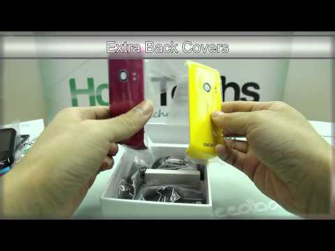 Huawei IDEOS with Google: Unboxing