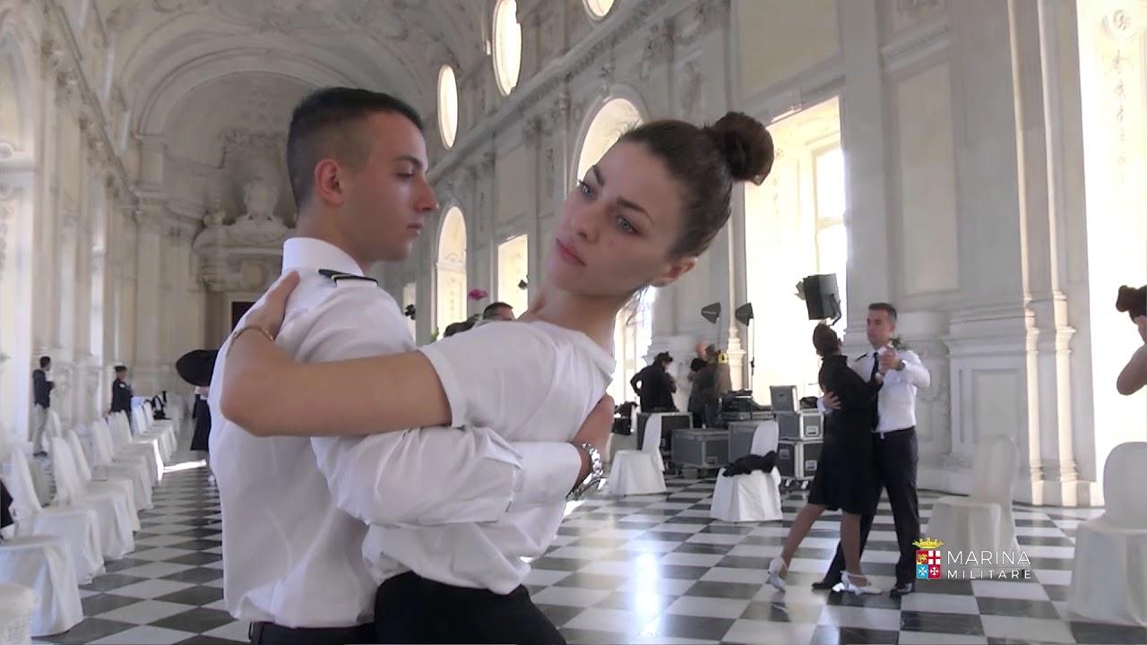 Marina Militare - Gran ballo della Venaria Reale, serata