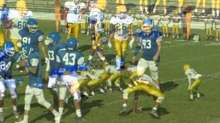 La Habra VS La Mirada Football Highlights 2014