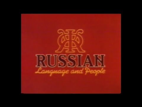 Russian Language and People Episode 19