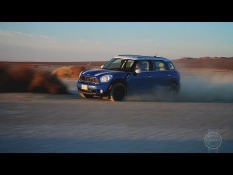 2012 MINI Cooper Countryman Video Review - Long Term Update #2