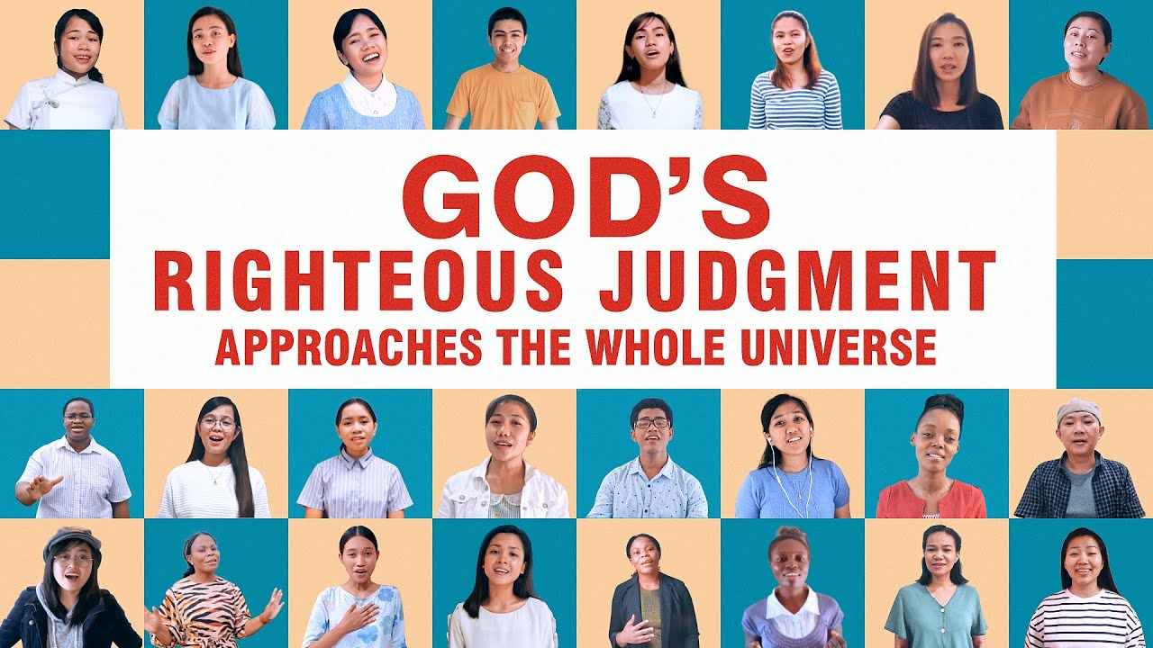 "2020 Christian Music Video | ""God's Righteous Judgment Approaches the Whole Universe"" 