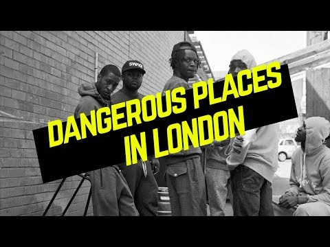TOP 5 MOST DANGEROUS AREAS IN LONDON
